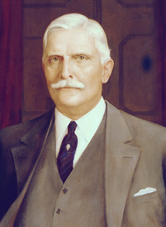 Portrait de William Butterworth