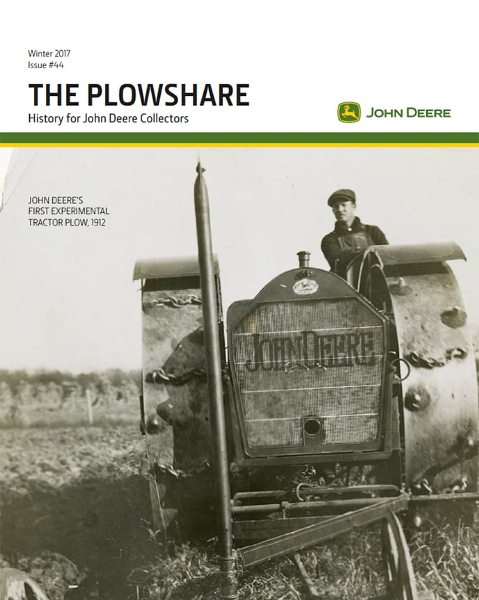 history of john deere company John deere history / john deere's plow john deere's plow the plow that started it all according to john deere's company, a book by wayne g broehl.