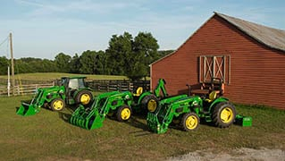 John Deere updates its 3-Cylinder 5E Series Utility Tractors