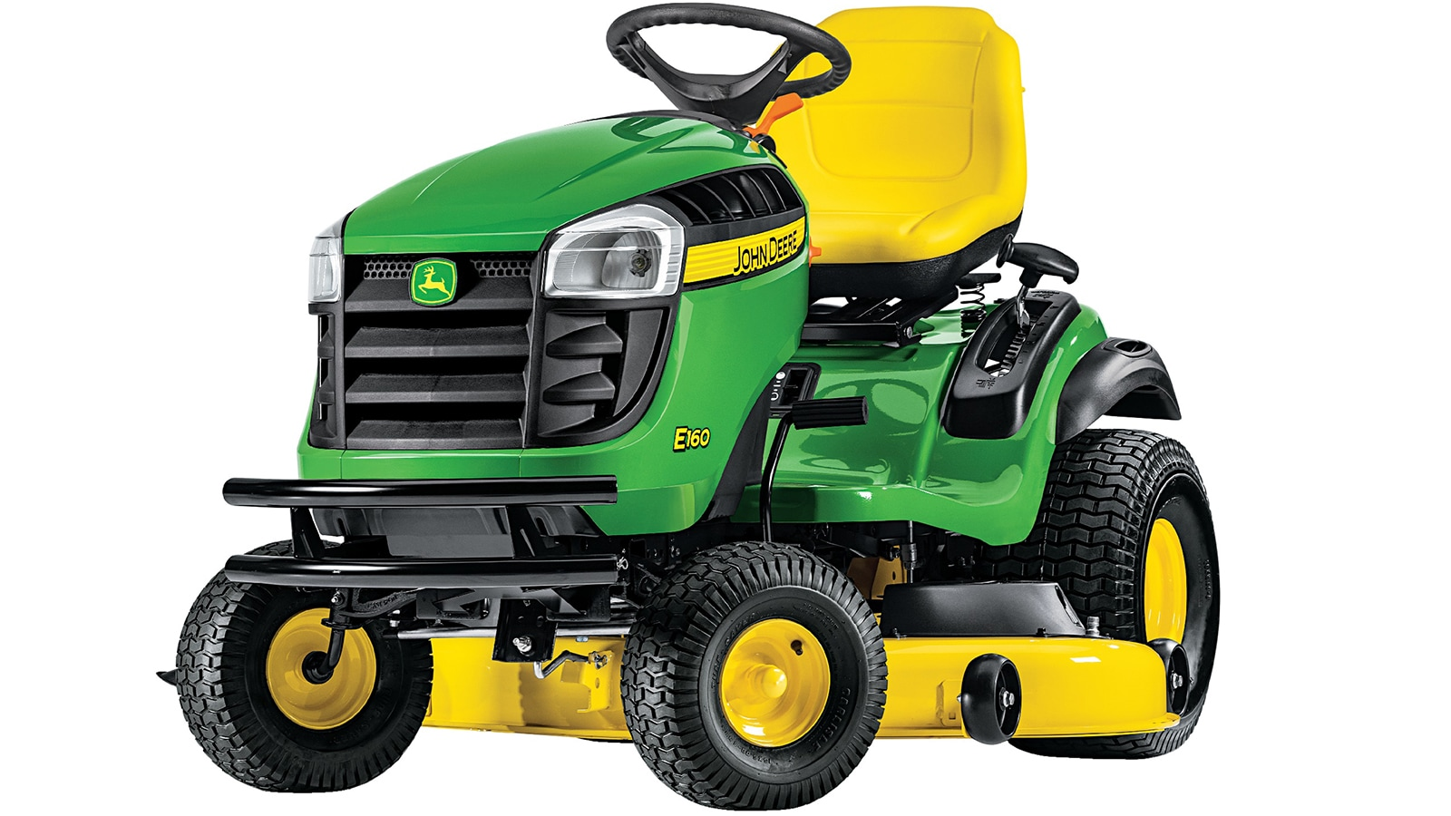 New 100 Series lawn tractors