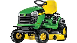 John Deere Provides Comfort and Ease of Use with New Lawn T