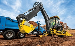 Updates to John Deere L-Series Backhoes