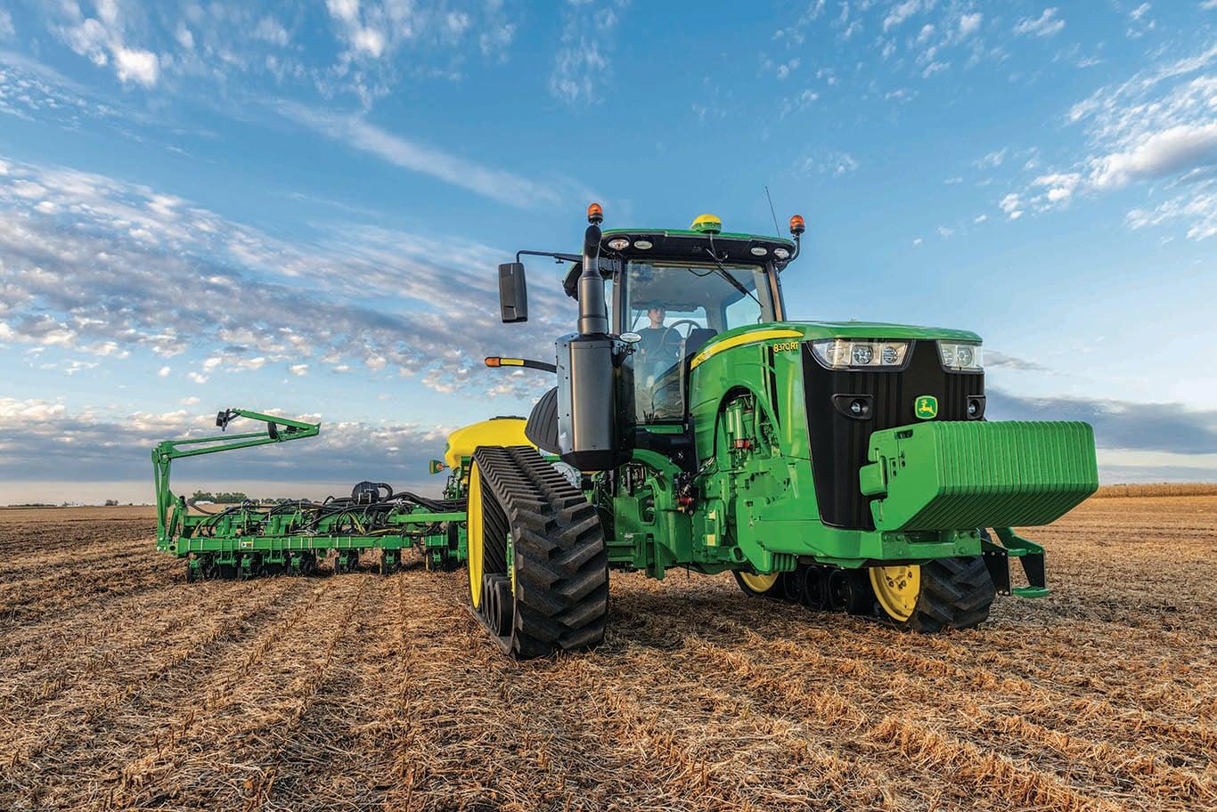 John Deere 8r 8rt Tractors Get Numerous My19 Updates 2020 Wiring Harness