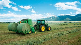 John Deere Hay Tool Innovations Earn Engineering Awards