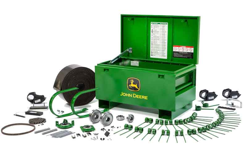 Round Baler Wear Parts Box