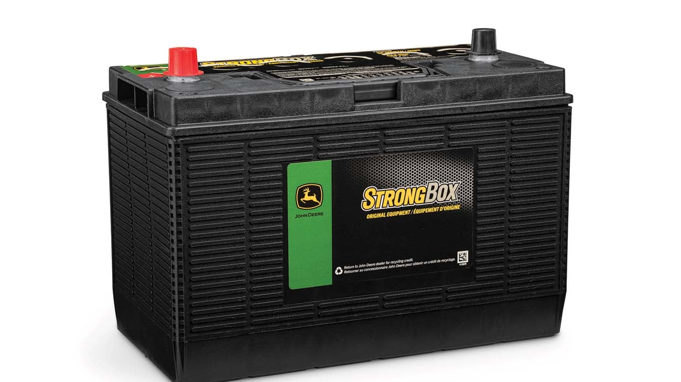Batteries John Deere