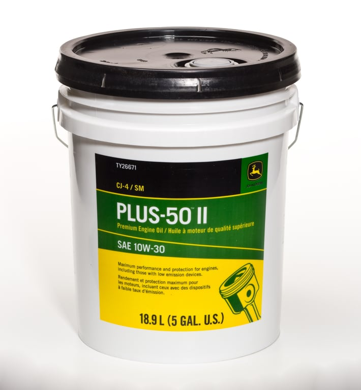 Plus-50™ II Engine Oil