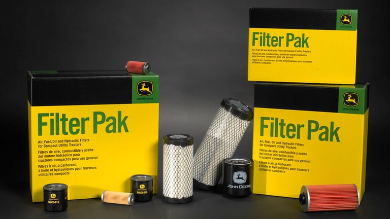 Receive 10% off Filter Paks†