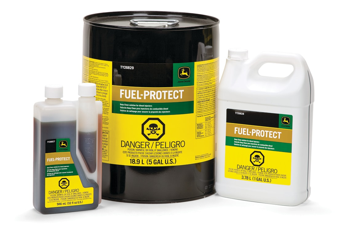 Fuel-Protect Keep Clean Solution