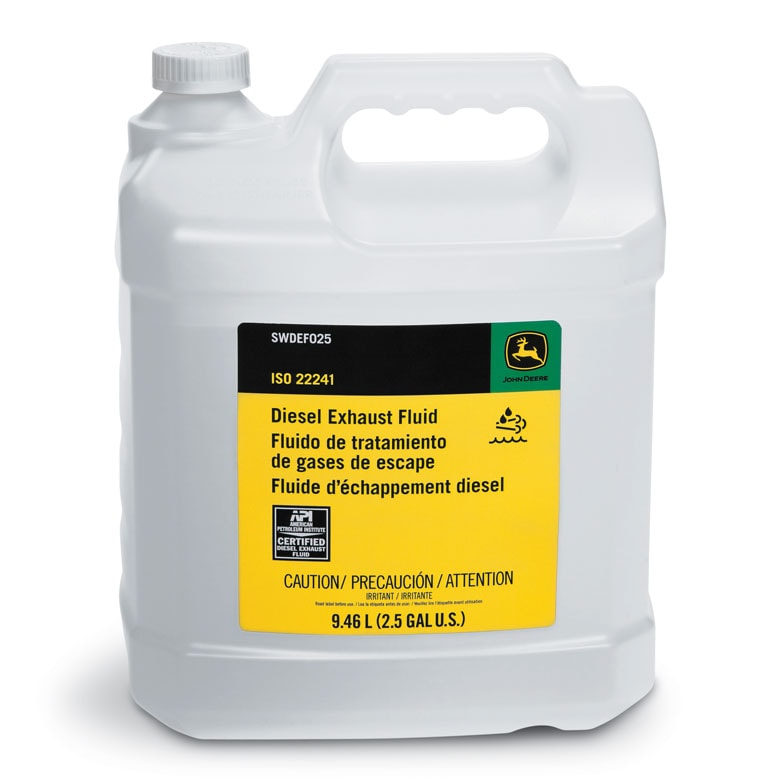 Oil, Grease & Coolants | Parts & Service | John Deere CA