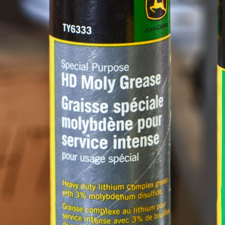 Heavy-Duty Moly Grease