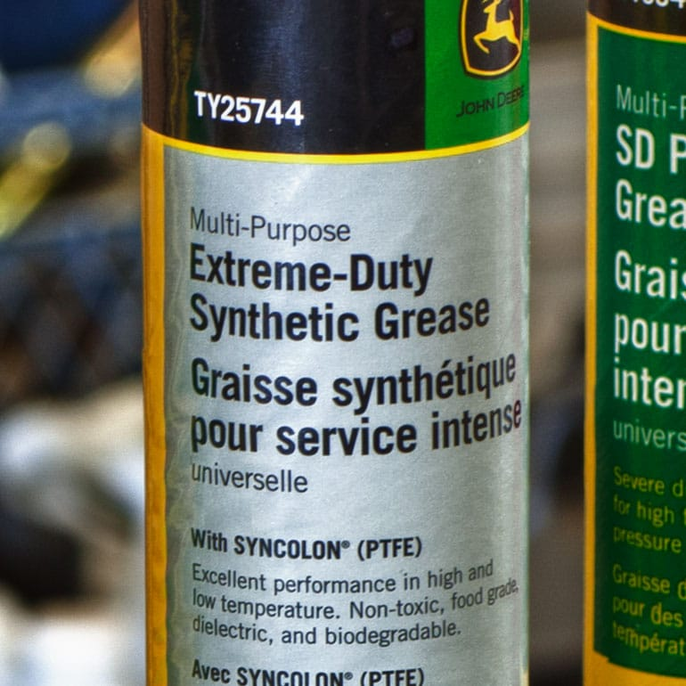 Multi-Purpose Extreme Duty Synthetic Grease