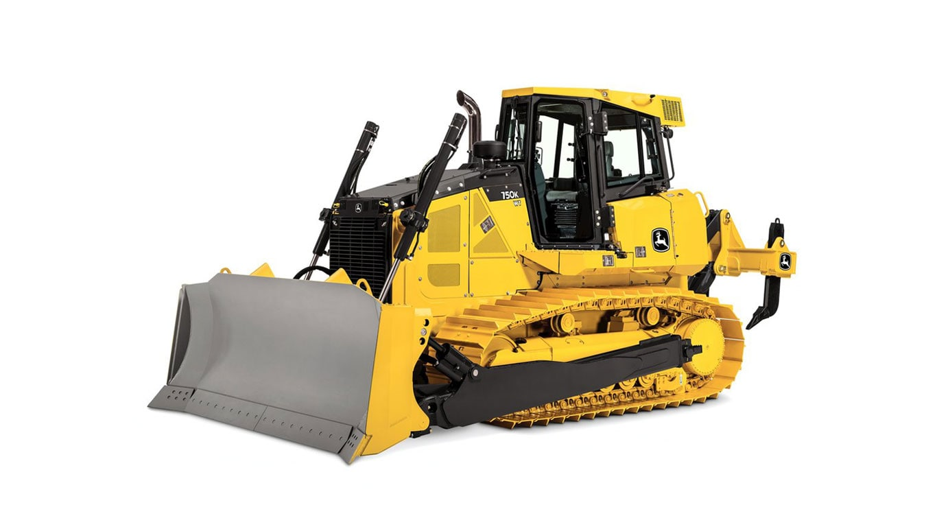 Click to learn more about Crawler Dozer simulators