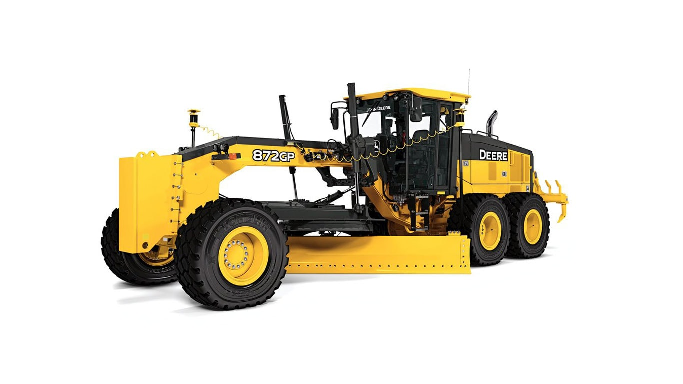 Click to learn more about Motor Grader simulators