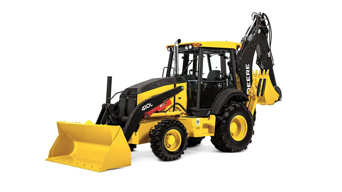 Click to learn more about backhoe simulators