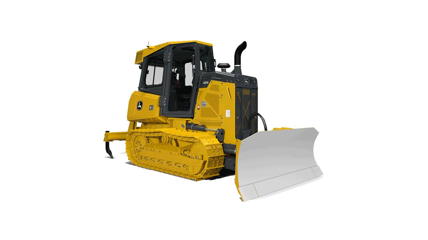 450KCrawler Dozer