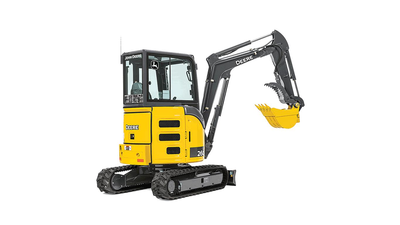 26G | Excavator | John Deere CA