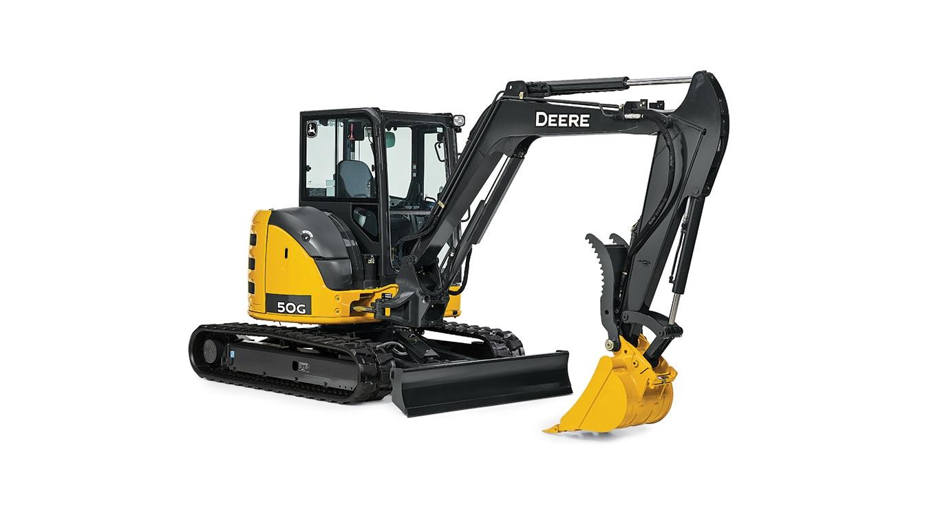 50G | Excavator | John Deere CA