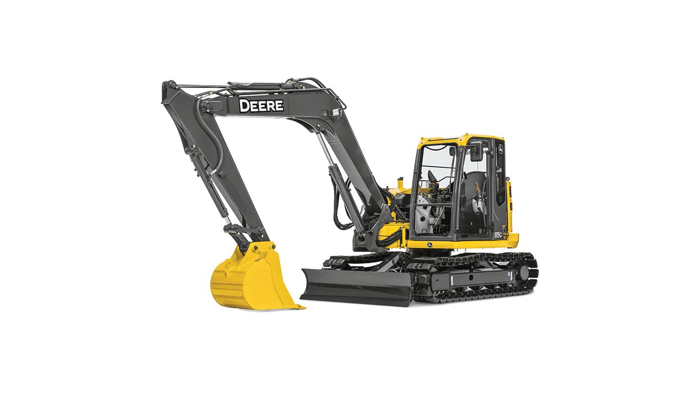 85g Excavator John Deere Ca