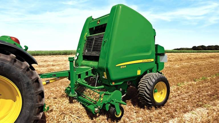 Save 10% on Select John Deere Round Baler attachments†