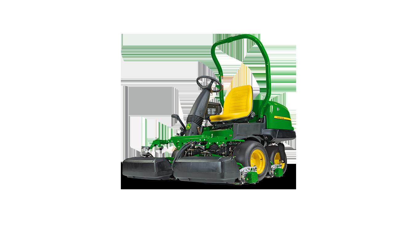 Riding Greens Mowers   2500E E-Cut™ Hybrid Diesel   John