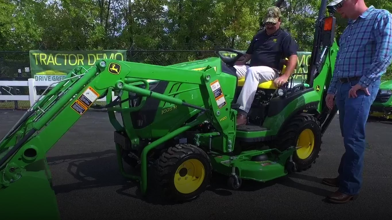 Drive Green Demo Days are back and better than ever. Test drive all the latest equipment, get hands on training from John Deere experts, and find fun for the whole family. Attendees get coupons for $250 off a compact or utility tractor, and hundreds off attachments.