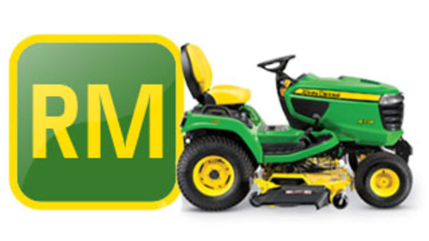 residential mowing chart logo