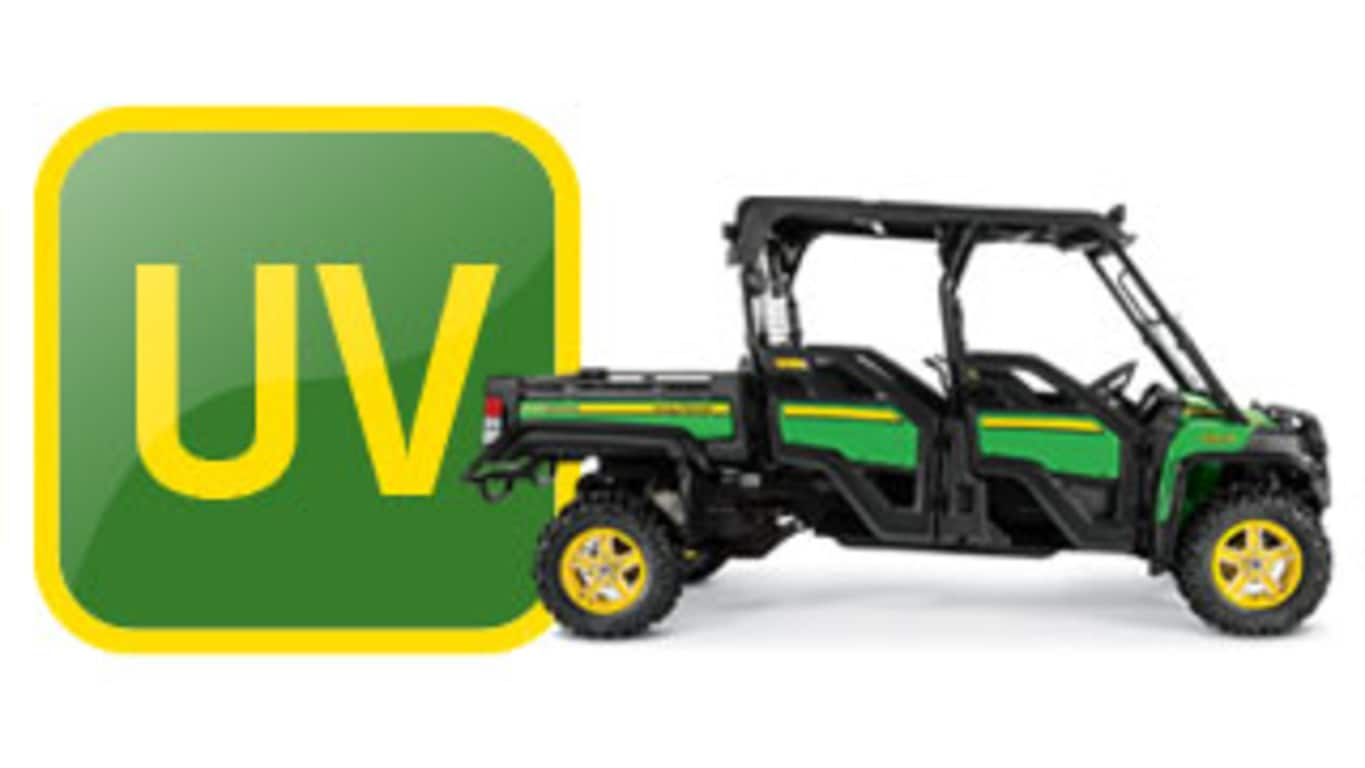 utility vehicle discount logo