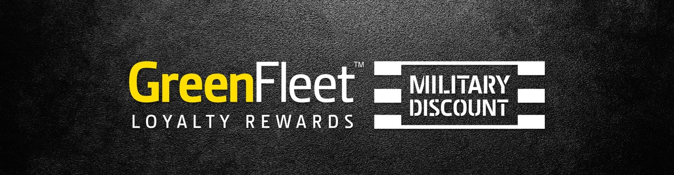 GreenFleet™ Military Discount