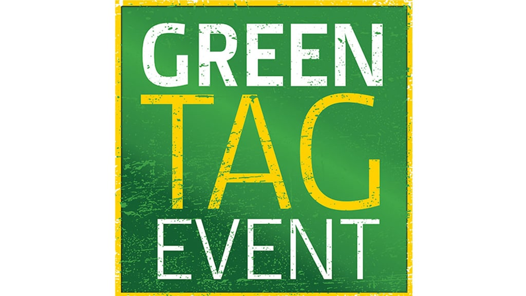 Green Tag logo