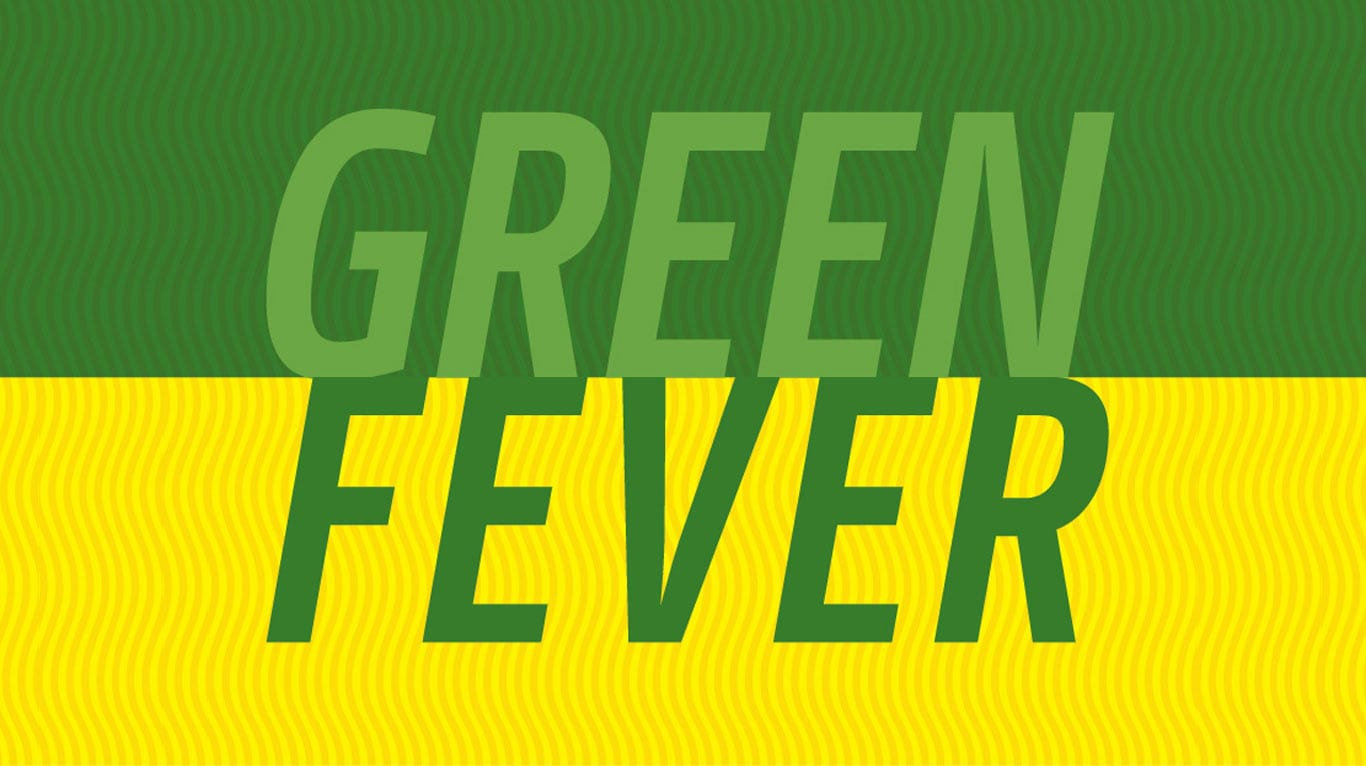 Green Fever logo