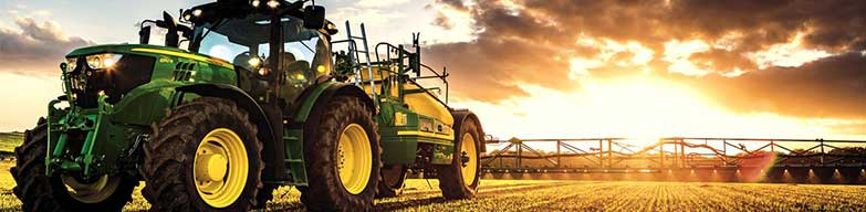 Improve business performance using services from John Deere Financial.