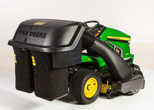 15% Off Riding Lawn Equipment Material Collection Systems†
