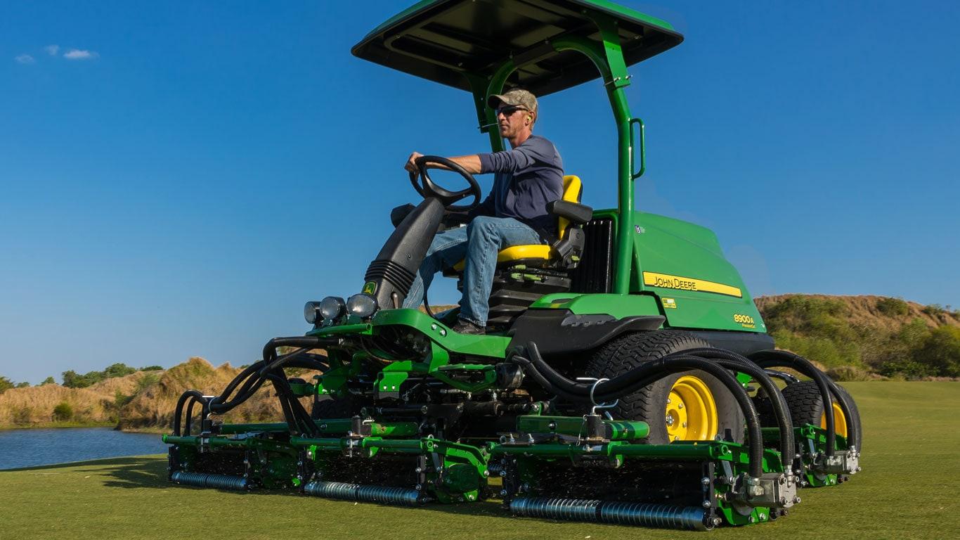 Golf Course & Sports Turf Equipment | John Deere CA