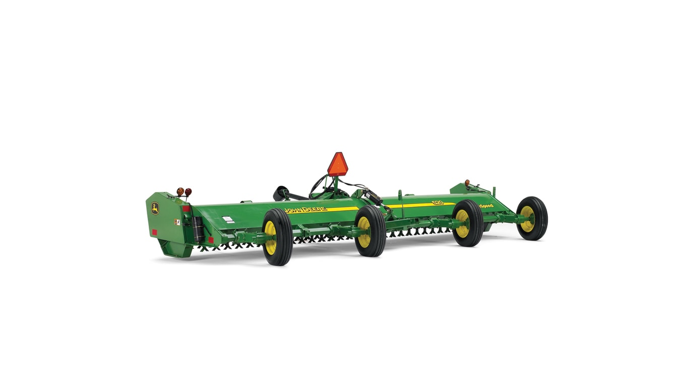 Cutters & Shredders | 390 Offset Flail Mower | John Deere CA