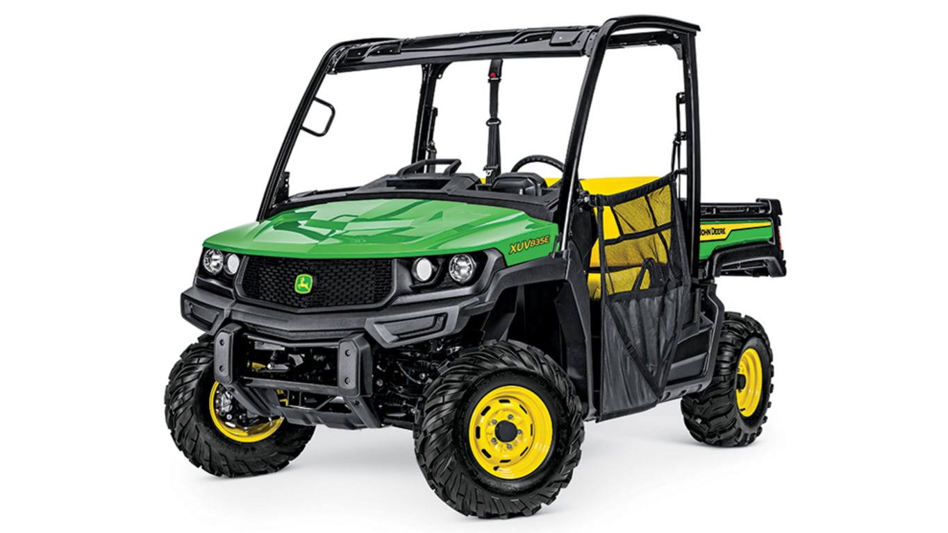 Studio image of XUV835E Gator UV