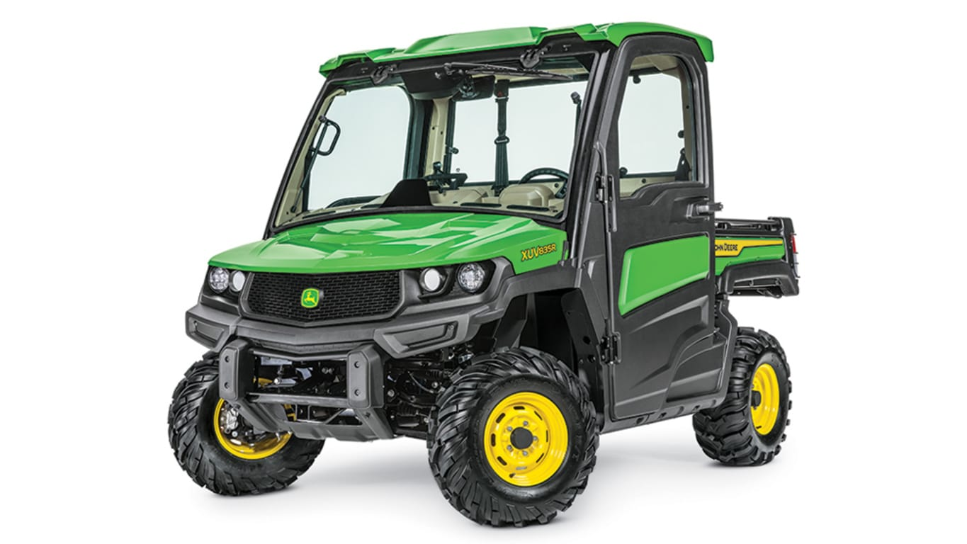 Studio image of XUV835R Gator UV
