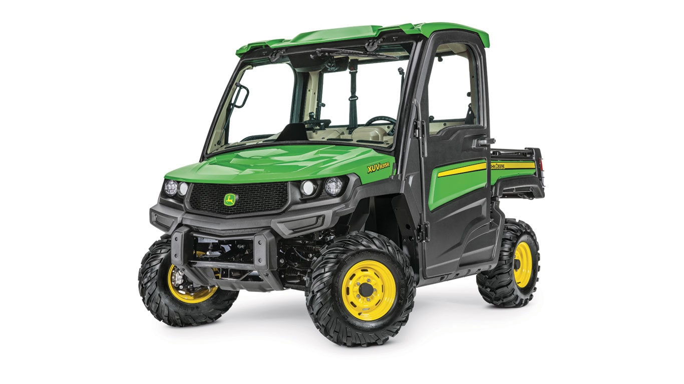 crossover gator utility vehicles xuv835r utility vehicle john deere ca. Black Bedroom Furniture Sets. Home Design Ideas