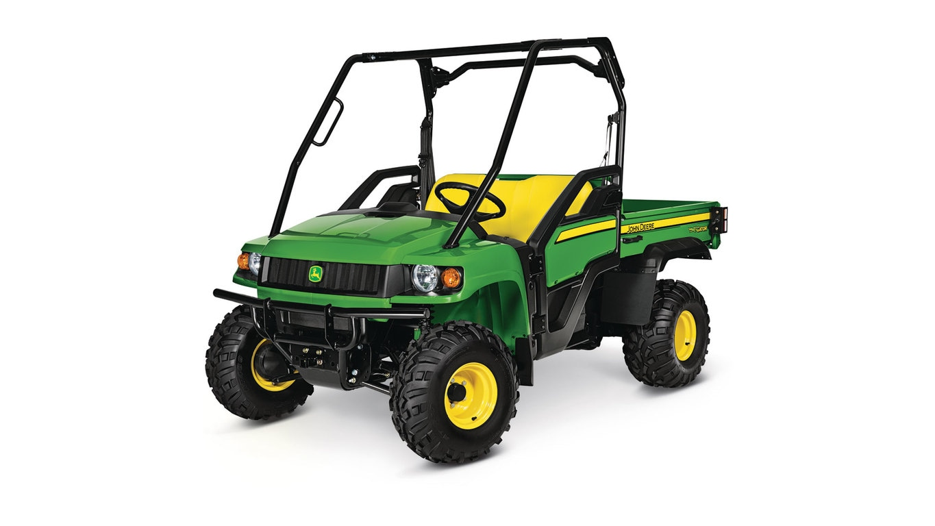 traditional gator utility vehicles tx 4x2 john deere ca. Black Bedroom Furniture Sets. Home Design Ideas