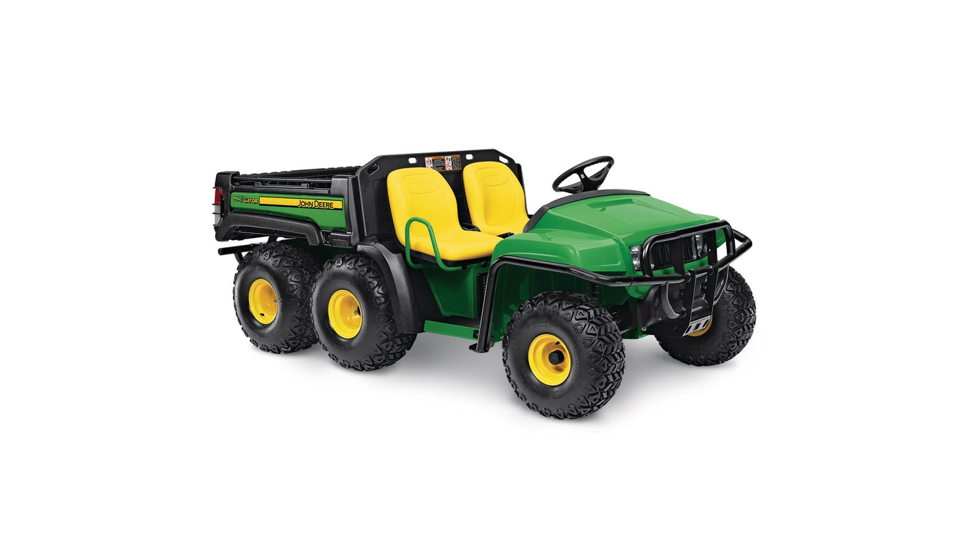 traditional gator™ utility vehicles | th 6x4 gas | john deere ca