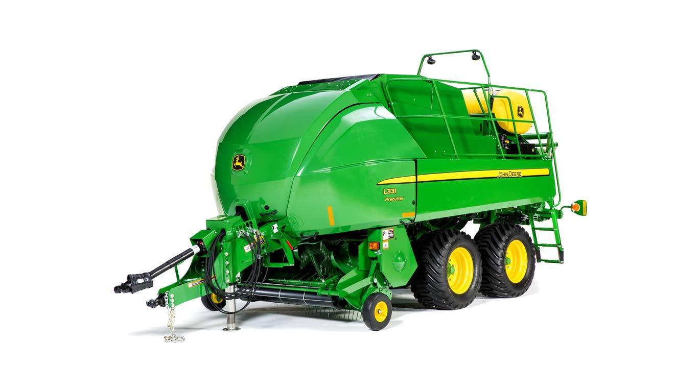 Baling Equipment L331 Large Square Baler John Deere Ca