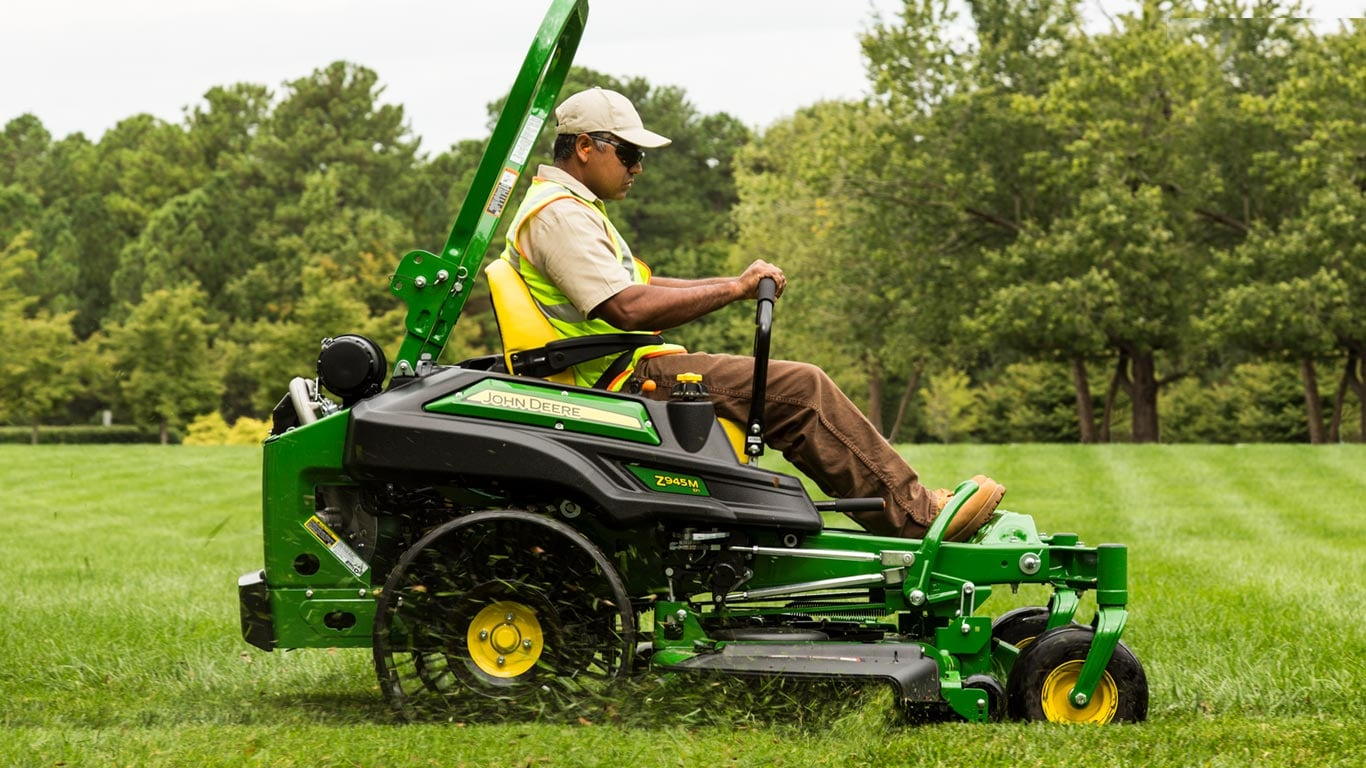 Follow link to view Landscaping and Grounds Care equipment