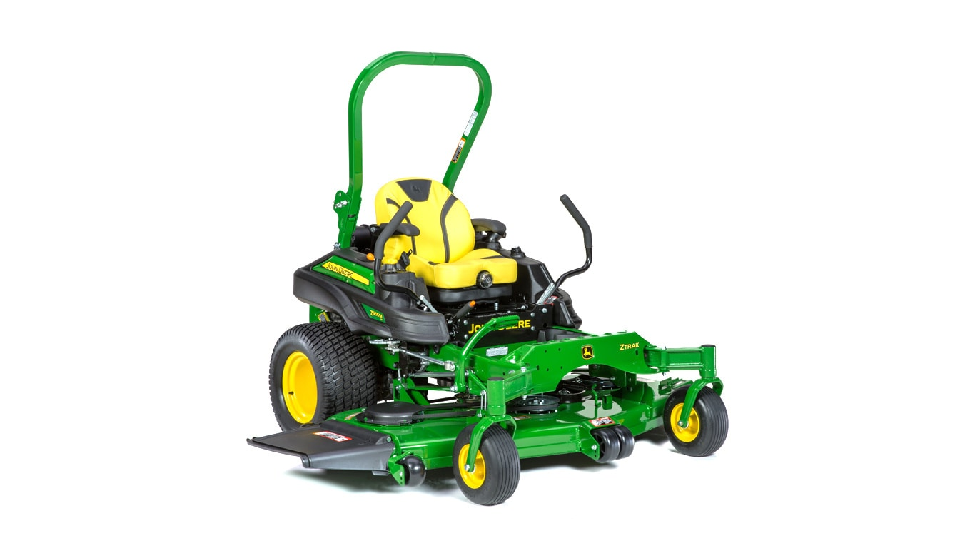Commercial Lawn Mowers Zero Turn Stand On John Deere Ca