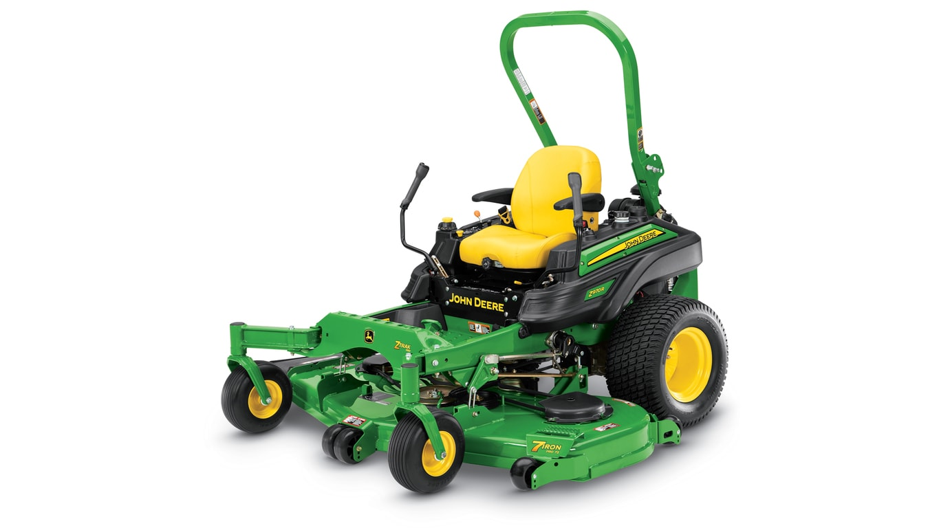 John Deere Zero Turn Mowers : Commercial mowers ztrak™ z r zero turn john