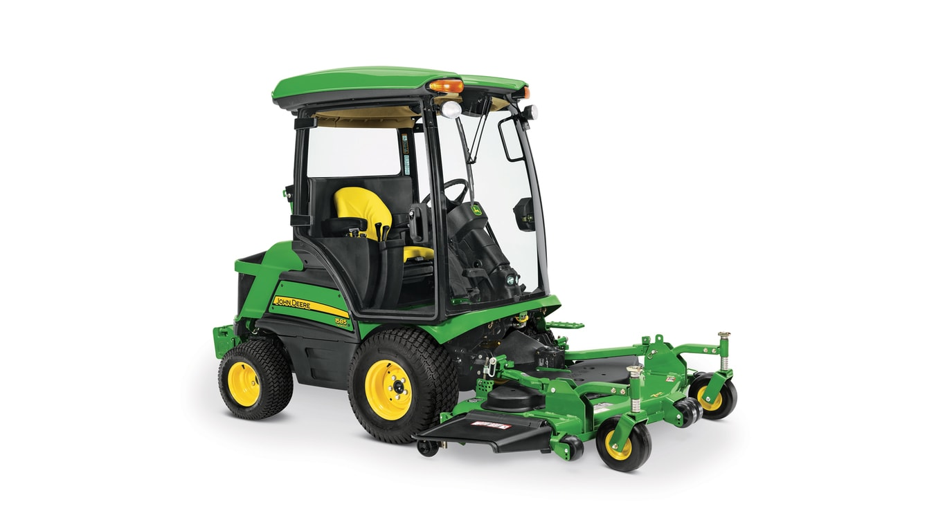 Front Mowers & Wide Area Mowers