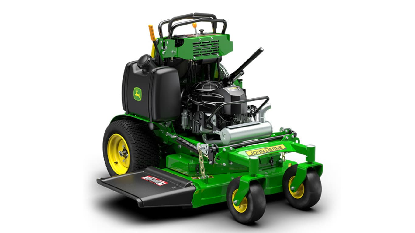 Studio image of 636M QuikTrak Stand-On Mower