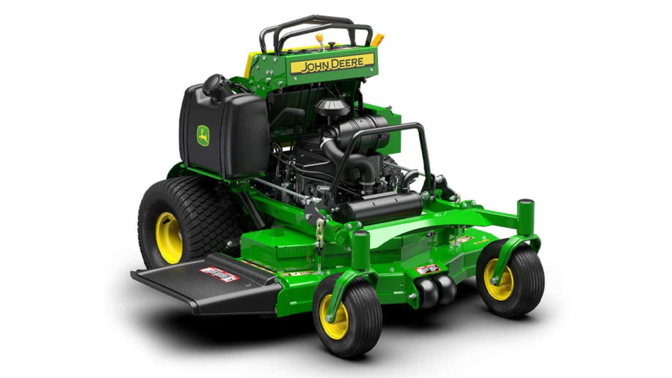 Studio image of 648R QuikTrak Stand-On Mower