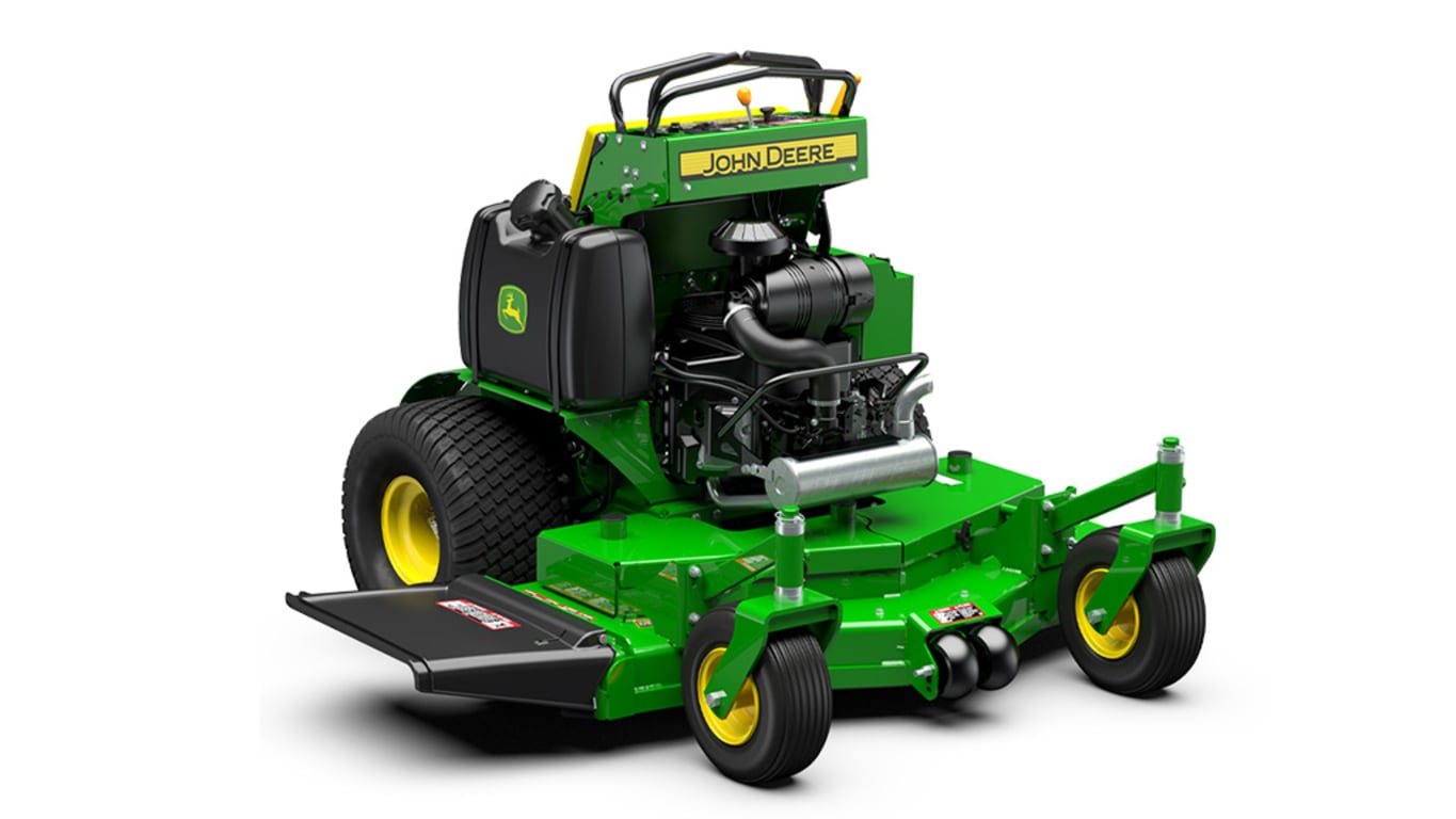 studio image of 652E QuickTrak Stand-On Mower