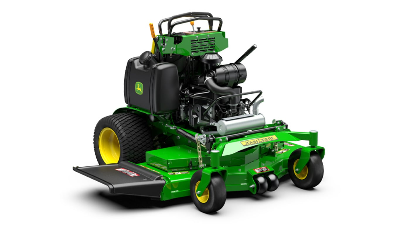 Studio image of 652M QuikTrak Stand-On Mower