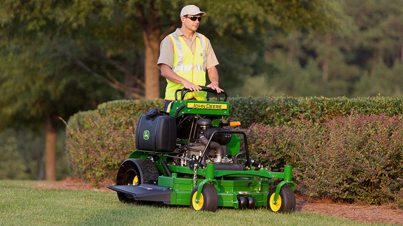 Contact your dealer to learn more about the MICHELIN® X® TWEEL® TURF for QuikTrak™ Mowers.